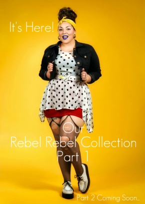 Bring Out The Rocker Chick In You, With Domino Dollhouse's Latest Collection