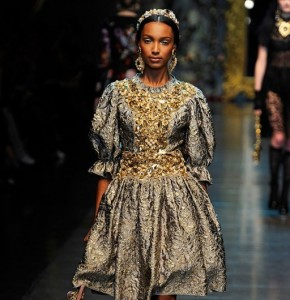 Dolce & Gabbana Fall2012