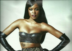Azealia Banks for W Magazine May 2012